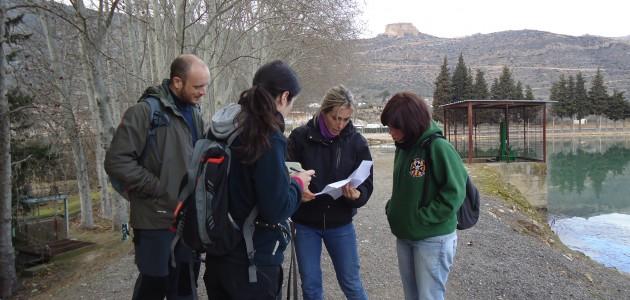 Visita guiada embalse Sant LLorenç de Montgai