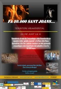 cartell fa 50000 sant joans 2017